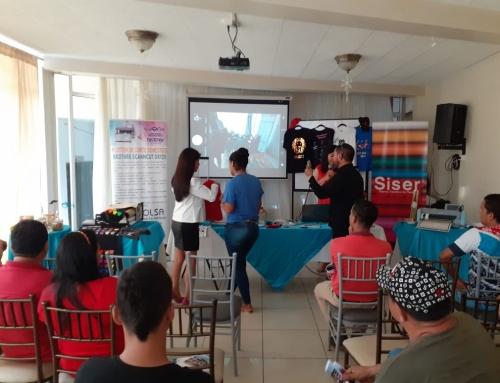 Taller «Técnicas de aplicación SISER & BROTHER», Ciudad Lago Agrio.